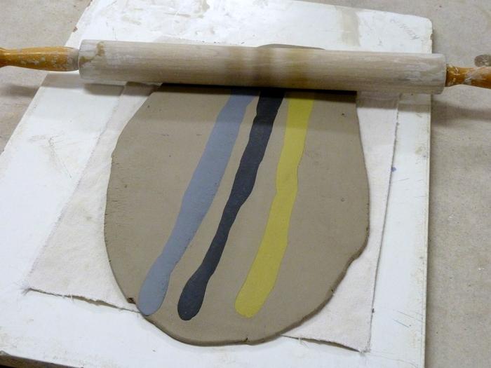 M s de 1000 im genes sobre ceramicas tecnicas pinturas en for Tecnicas para esmaltar ceramica